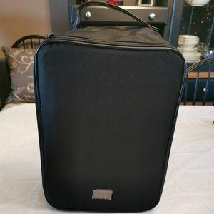 Hugo Boss Black Nylon Travel Toiletry Bag